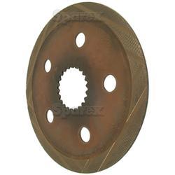 Wet Brake Discs and Actuator Assemblies